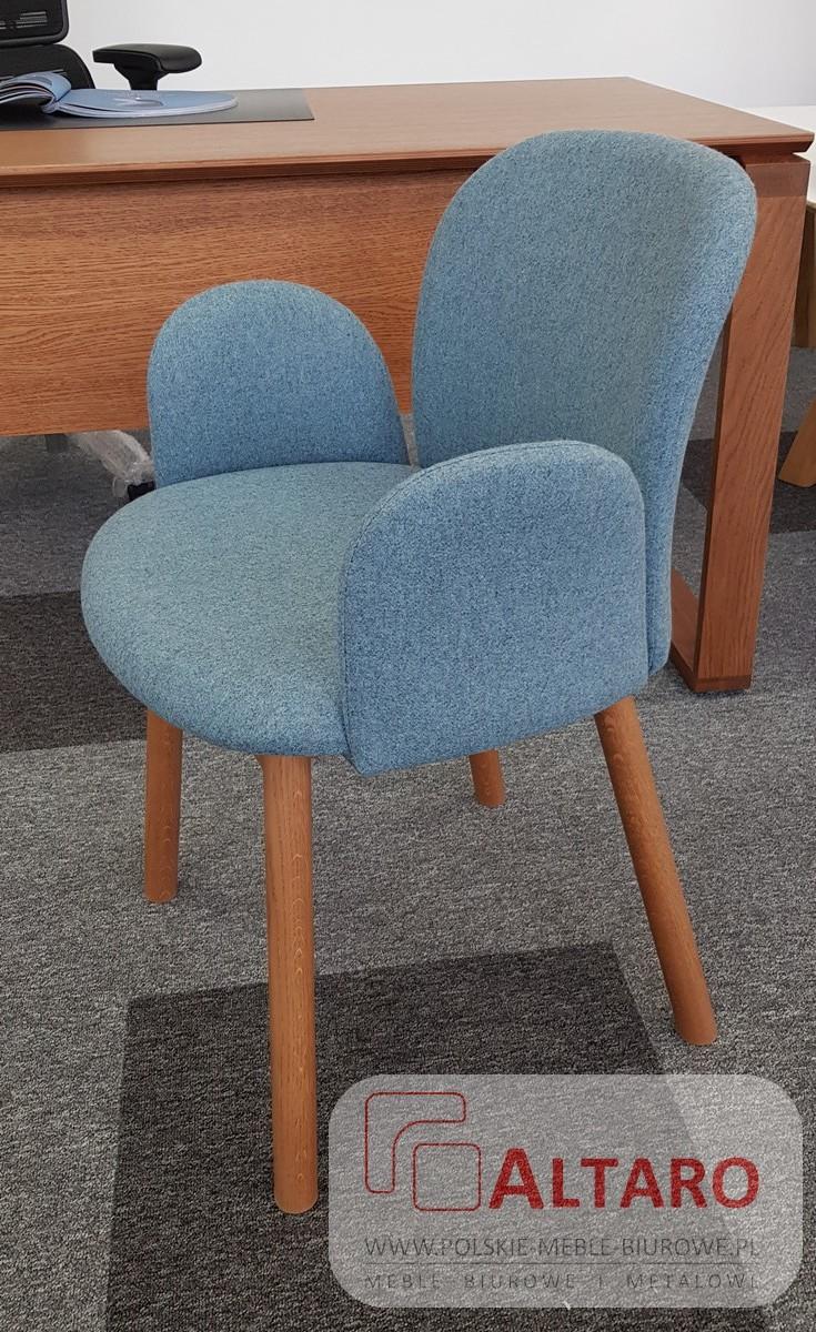krzesło konferencyjne PAGED, promocja ALTARO