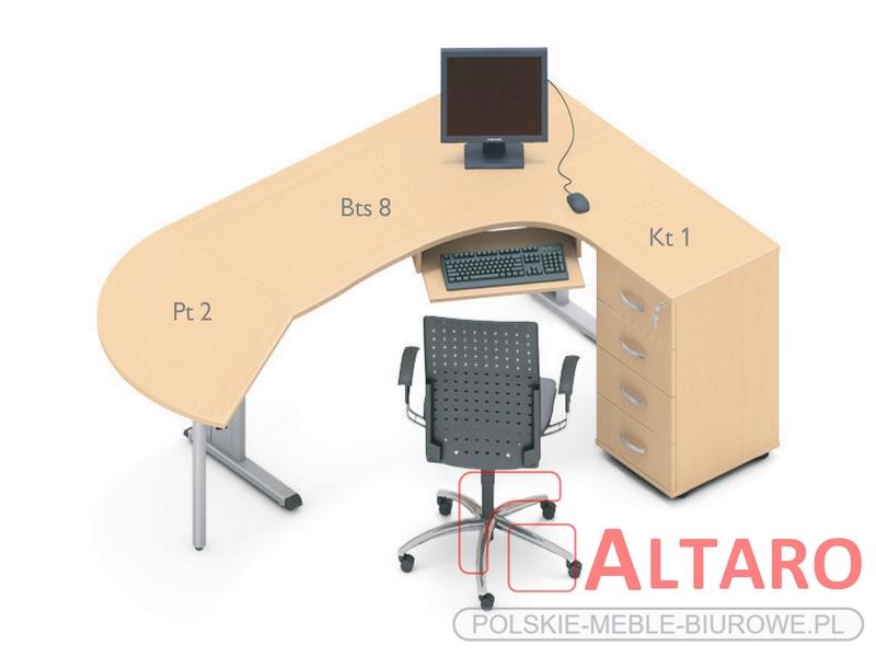 biurka biurowe polskie