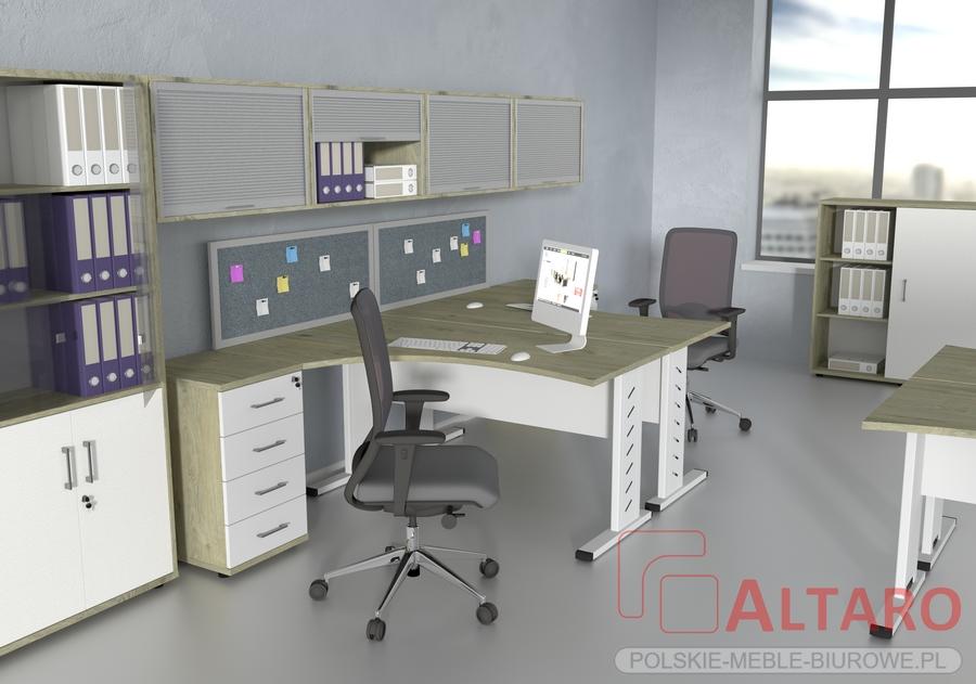 nowoczesne biurka biurowe