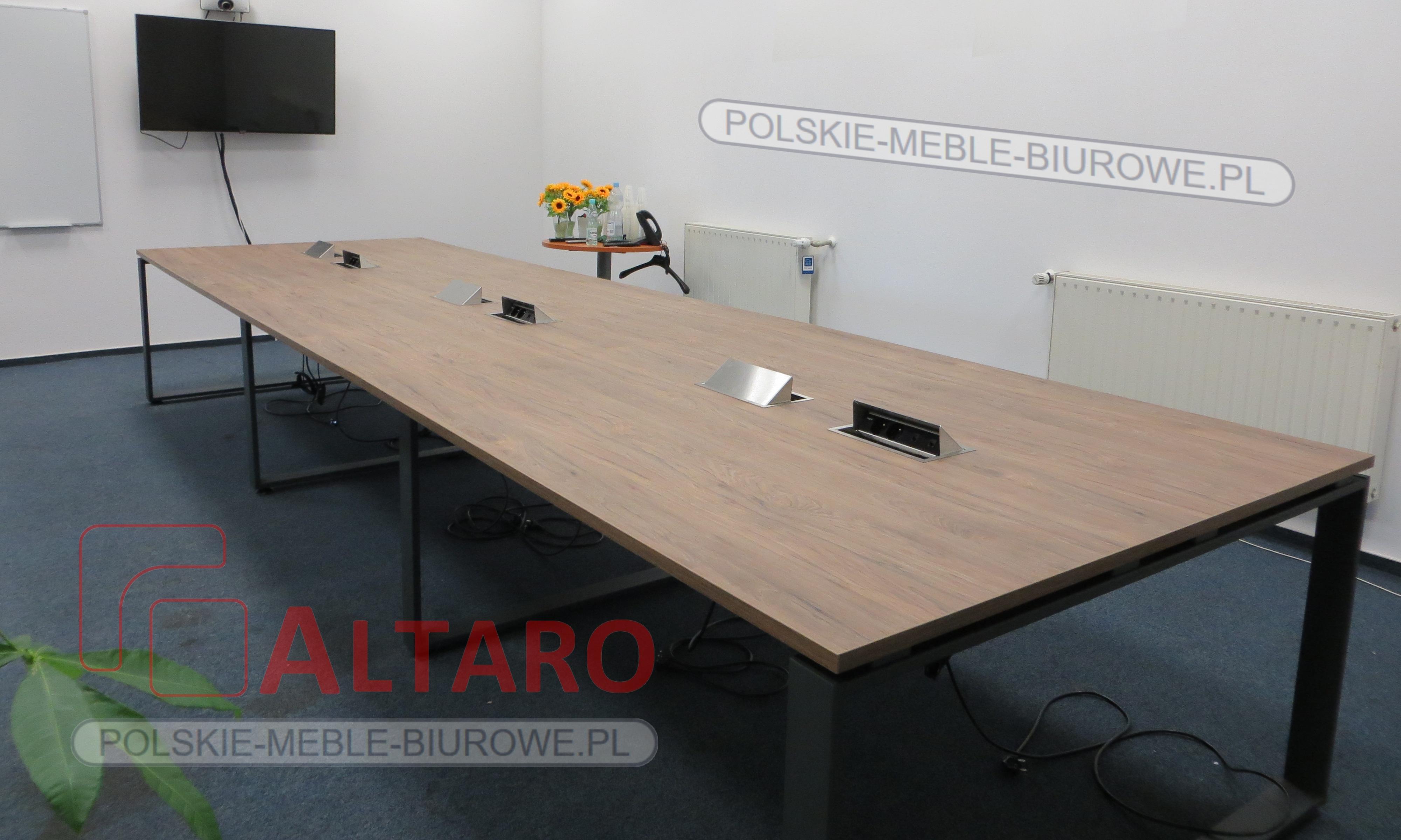 stoły konferencyjne xar