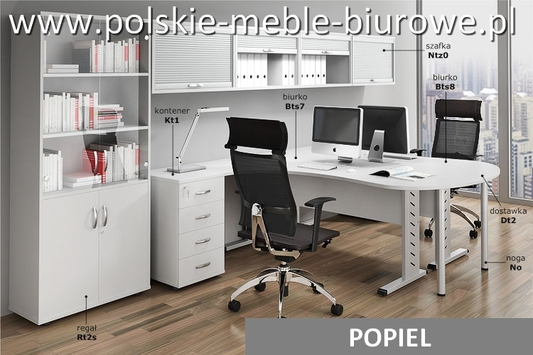 Wzornik mebli biurowych EXPRESS