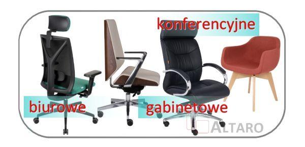 krzesła biurowe - PROMOCJA ALTARO
