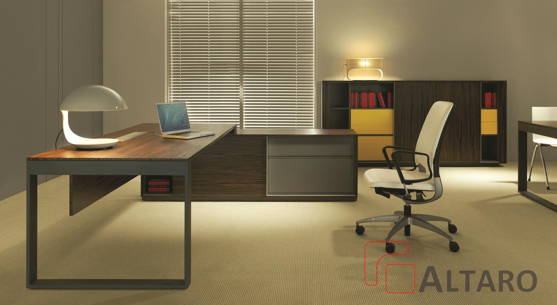 meble gabinetowe BRAND Altaro, nowoczesne meble do gabinetu