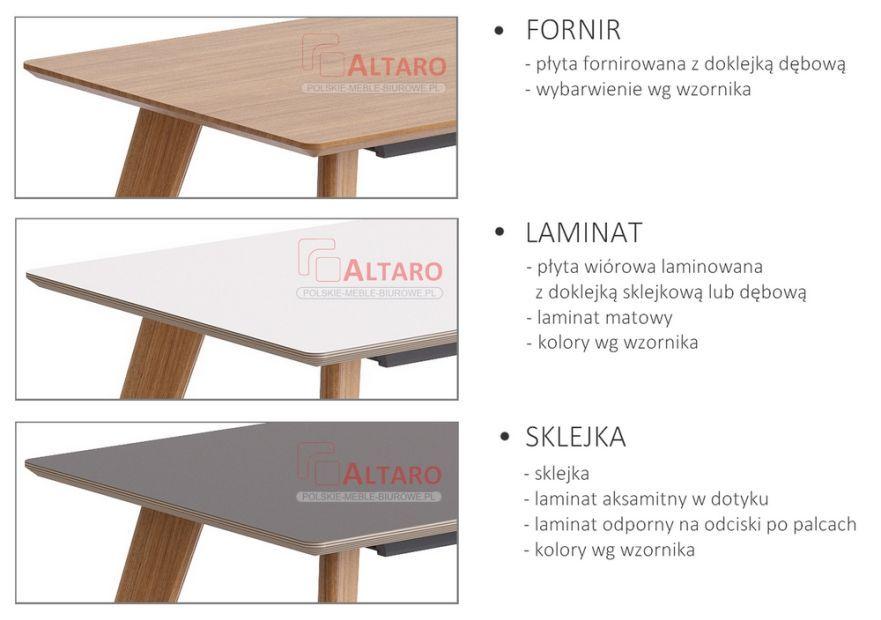 nowoczesne meble gabinetowe ALTARO