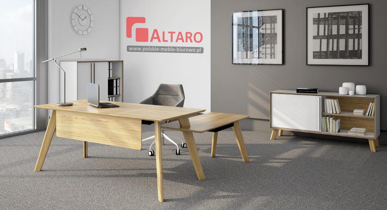nowoczesne meble gabinetowe do gabinetu biurka drewniane