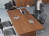 Stół gabinetowy echo