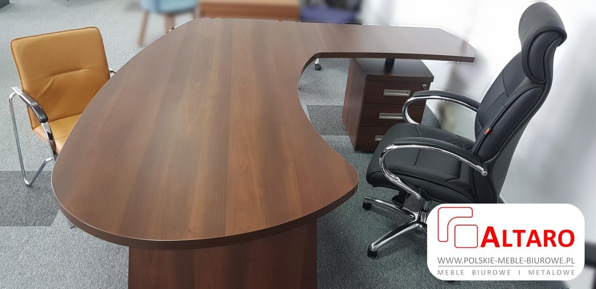 biurko gabinetowe kinetik 4
