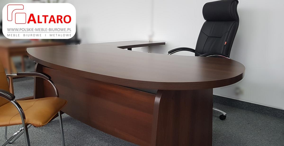 biurko gabinetowe kinetik 5