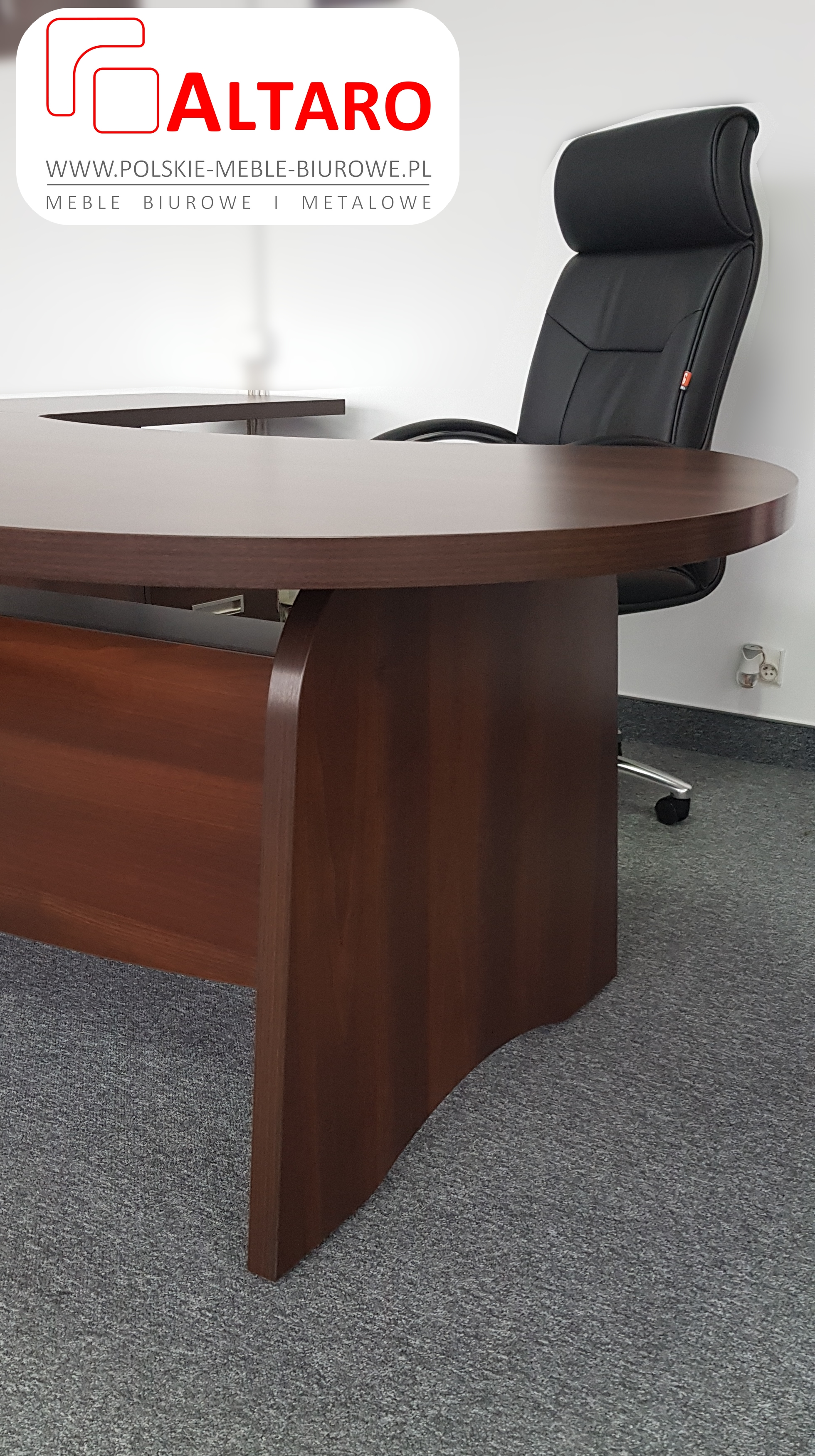biurko gabinetowe kinetik 6