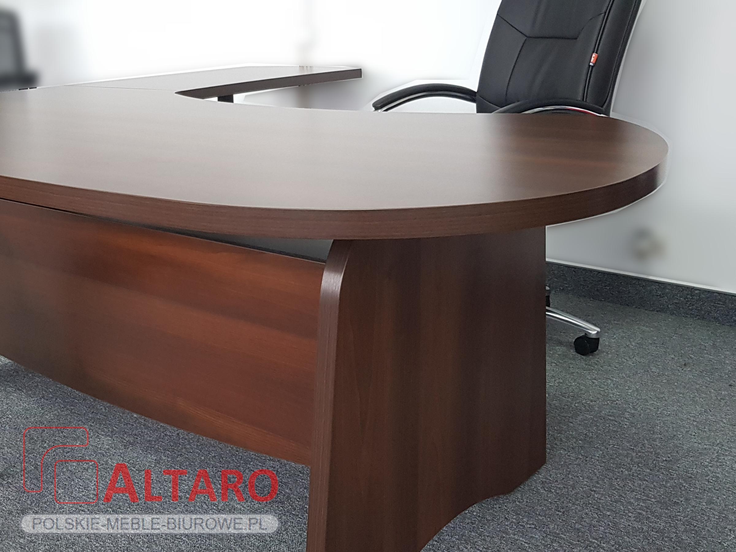 biurko gabinetowe kinetik 8