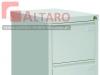 szafa kartotekowa metalowa 3-szufladowa na A4, GSK-201-3s