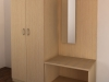 meble do hotelu | łóżko, garderoba, bagażnik
