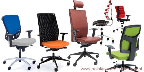 Krzesła Biurowe Obrotowe Katowice śląsk Meble Katowicecompl