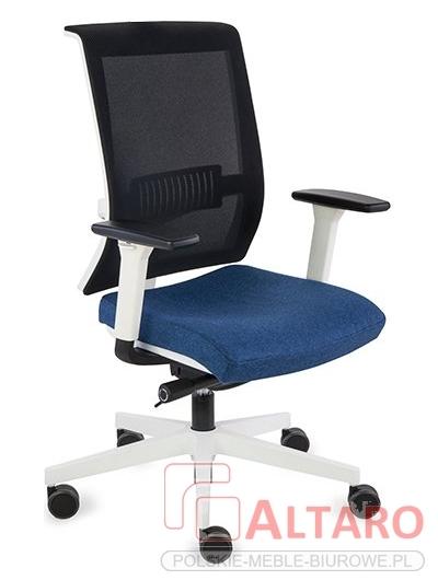 krzesło biurowe LEVEL WS chrome