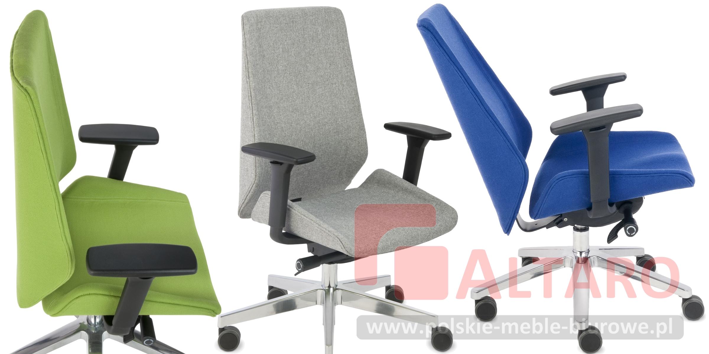 krzesła biurowe obrotowe Moon ALTARO