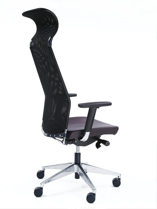 fotel gabinetowy perfo III