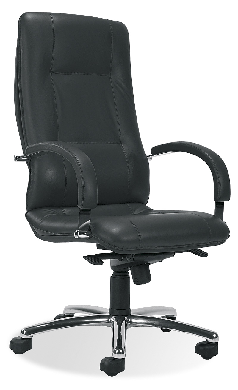 fotel gabinetowy star steel