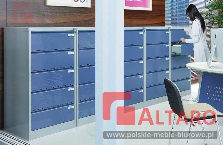 szafy kartotekowe metalowe szafa kartotekowa metalowa