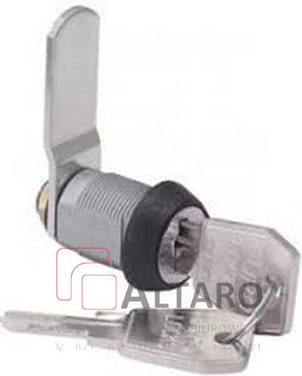 zamek na kluczyk do szafki metalowej bhp
