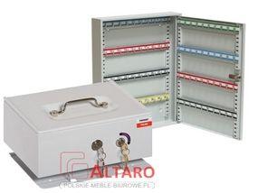 kasetki i szafki metalowe
