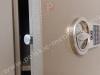 Szafa ogniotrwała - drzwi dwupłaszczowe z ryglem baskwilowym oraz zamkiem elekttronicznym