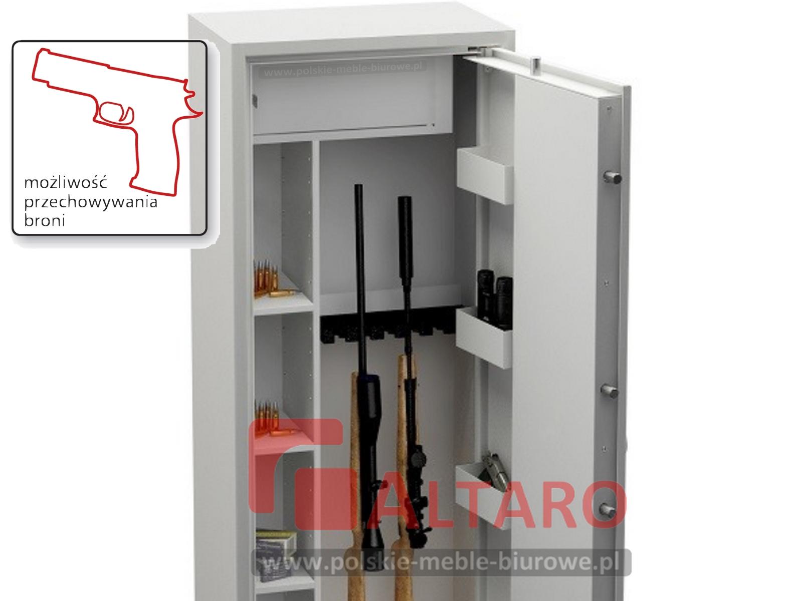 Rewelacyjny Szafy metalowe na akta, sejfy, regały metalowe, szafki HPL DL33