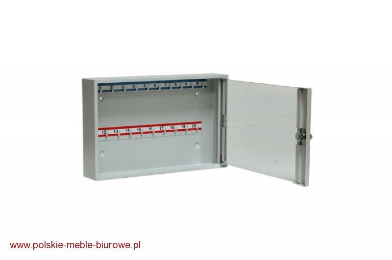 szafka na klucze PLSK-20s