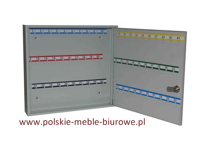 szafka na klucze PLSK-60