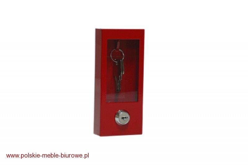 szafka na klucz ewakuacyjny PLSKE 2ZB bez zbijaka