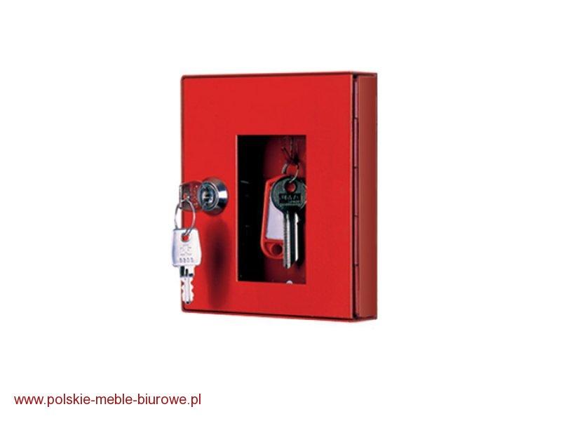 szafka na klucz ewakuacyjny PLSKE bez zbijaka