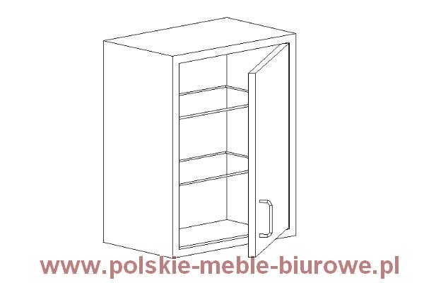 szafka medyczna metalowa