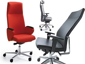 krzesła, fotele, biurowe, konferencyjne, przemysłowe