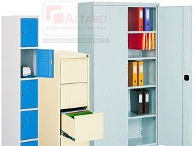 meble metalowe, szafy metalowe