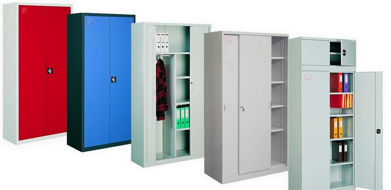 szafy metalowe