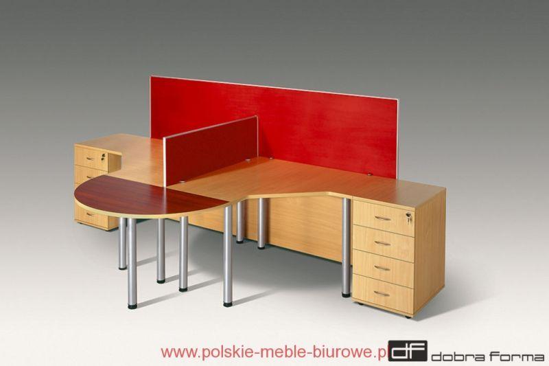 biurko pracownicze FORMA