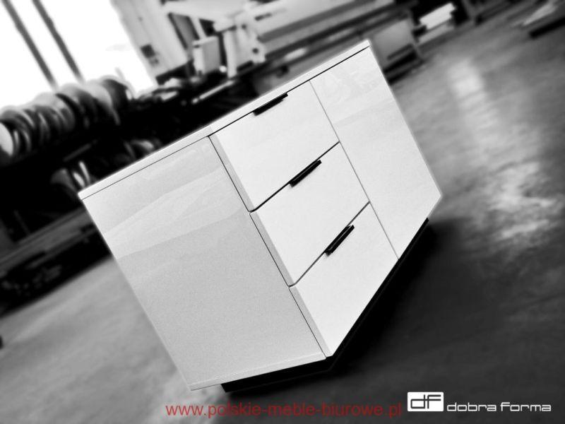 kontenery podporowe do mebli pracowniczych