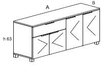 biurko pracownicze