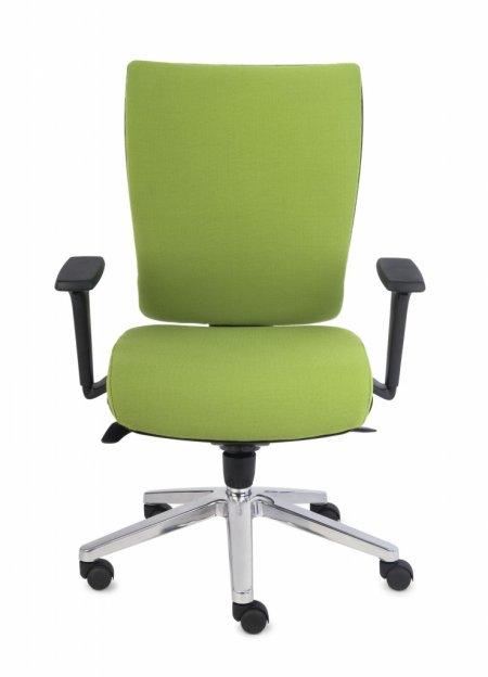 krzesło biurowe kim chrome