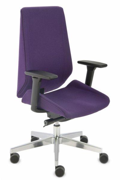 krzesło biurowe moon chrome
