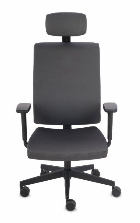krzesło biurowe LEVEL BT HD black