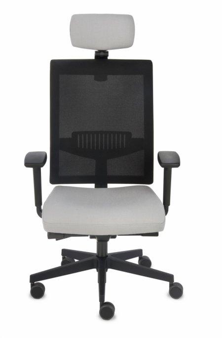 krzesło biurowe LEVEL BS HD black