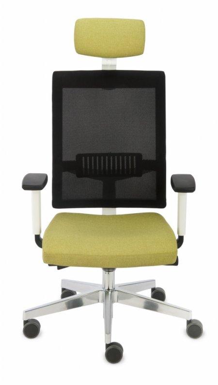 krzesło biurowe LEVEL WS HD chrome