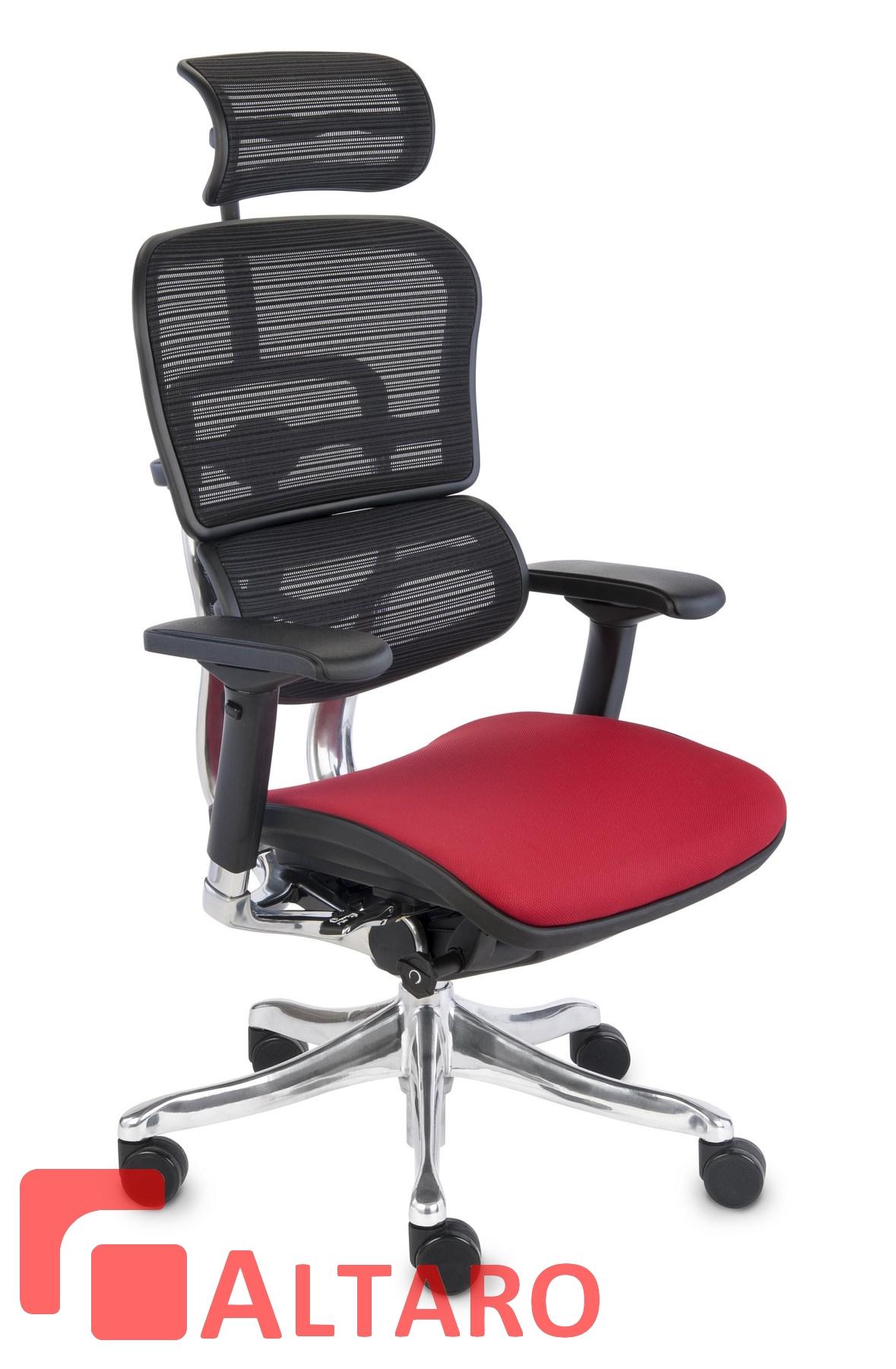 krzesło biurowe ergonomiczne Ergohuman