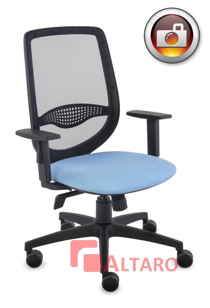 krzesło biurowe ZUMA black