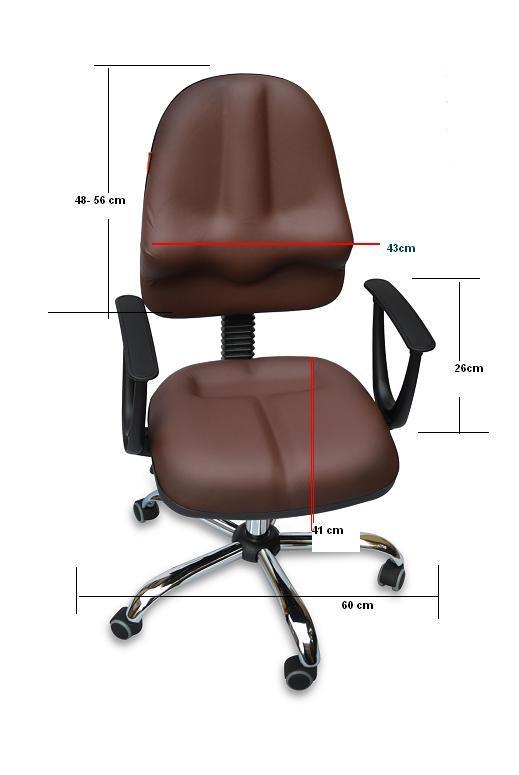 krzesło classic wymiary
