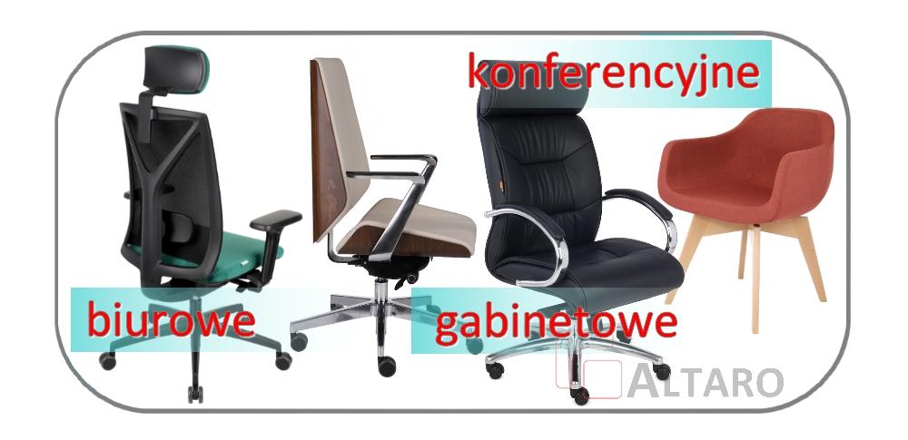 Krzesła Biurowe Fotele Gabinetowe Krzesła Pracownicze